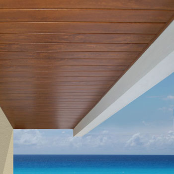 Gimenez ganga m xico persianas antihurac n for Plafones de madera pared